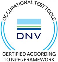 DNV Certification Mark - applyDISC.com -